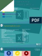 Apresentação Excel Avançado