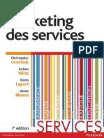 Christopher Lovelock, Jochen Wirtz, Denis Lapert, Annie Munos - Marketing Des Services-Pearson (2014)(1)