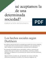Moral y control social