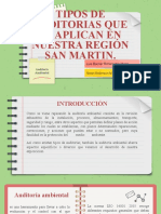 GRUPO 11 TIPOS DE AUDITORIA AMBIENTAL......pptx