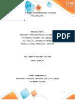 trabajo colaborativo Unidad 2 - Fase 4- Planificación de prefactibilidad.