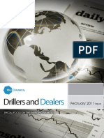 The Oil Council's Drillers and Dealers February 2011 Edition