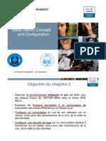 Chapitre 9 - Concept Basic SWITCH & Configuration