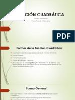 CLASE22_FUNCION CUADRATICA