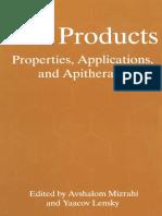 Eva Crane (auth.), Avshalom Mizrahi, Yaacov Lensky (eds.) - Bee Products_ Properties, Applications, and Apitherapy-Springer US (1997).pdf
