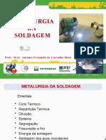 2.0 MET. SOLD. METALURGIA DA SOLDAGEM 15.1