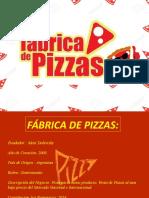 Franquicias UTS - Fabrica de Pizzas