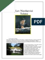 Lev Nicolaevici Tolstoi