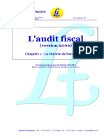 Theorie Audit Fiscal