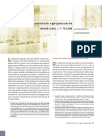 economia agropecuaria mexicana y tlcan