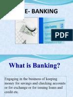 E-banking - 2003