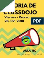 TUTORIA DE CLASSDOJO