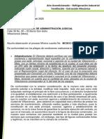 OBSERVACION RAMA JUDICIAL VILLAVICENCIO  ESTABLECIMIENTO COMERCIO .pdf