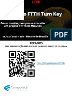 Projeto Turn Key Computech