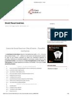 Droit fiscal ivoirien – Cours.pdf