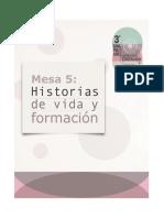 Memorias Mesa 5 Historias de Vida y Formacion (1)
