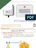Manual instalacion WTTX