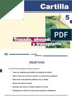 Trazado, ahoyado y transplante .pdf
