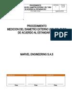 ITH-PI-MVL-CO-02 MEDICION DEL DIAMETRO EXTERNO