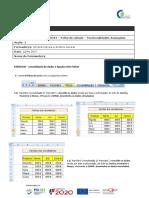 Fichas de Trabalho - ufcd 0757 - Folha de Calculo - Funcionalidades Avançadas.pdf