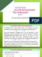 2 Funciones Vectoriales - Parte 1