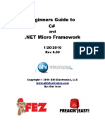 Beginners guide to NETMF