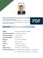 Cesar Augusto Amaya Gutierrez