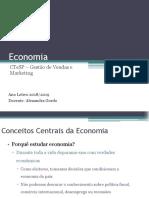 1. Conceitos Centrais da Economia  - CTeSP GVM (2)