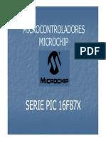 Presentacion PIC 16F87X