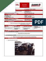 ITD - EVALUACION DE MOTOR DIESEL - FARMALL JX 110 - N 65