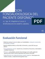 10. VALORACION FLGCA AL PX DISFONICO