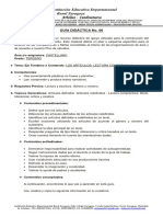 Guía 6 3º LOS ARTICULOS.pdf