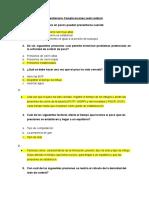 Cuestionario Complicaciones (well control)