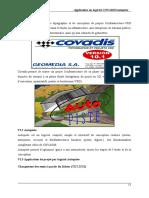 Chapitre 6 Application de logiciel Covadis