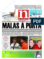 Jornal As Noticias Edição N:99 de 7 de Fevereiro 2011