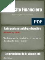 Propósito Financiero