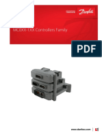 Danfoss PLUS+1® MC0XX-1XX Controller Family