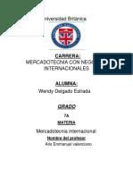 22Wendy Delgado Estrada_cuestionario diagnóstico sobre conocimientos de marketing_7A  mercadotecnia internacional 2.pdf