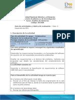 Guia de actividades y rubrica de evaluacion  - Unidad 1, 2, 3 - Paso 6 - Desarrollo del ERS.pdf