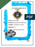 EL SISTEMA NACIONAL DE ENDEUDAMIENTO PÚBLICO