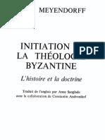 Initiation à la théologie byzantine  l'histoire et la doctrine by John Meyendorff (z-lib.org).pdf