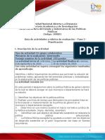 Guia de actividades y Rúbrica de evaluación-Unidad 1 y 2-Fase 2-Planificación