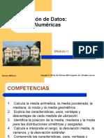 MODULO II Descripción de Datos_Medidas Numéricas-2