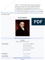 James Madison - Wikipedia