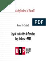 S10. s2 - Ley de induccion de Faraday