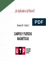 S08. s2 - Campos magneticos