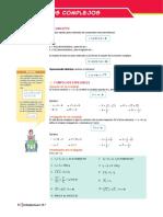 Álgebra 5 -Numeros Complejos