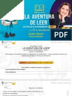 1. WORK BOOK LA AVENTURA DE LEER.pptx