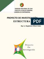 Clase Proyecto de Investigación
