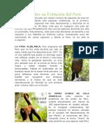 ANIMALES EN EXTINCION DEL PERU.docx